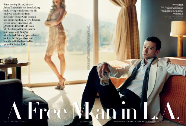 Article Preview: A Free Man in L. A., July 2011 2011 | Vanity Fair