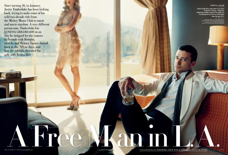 A Free Man in L. A.