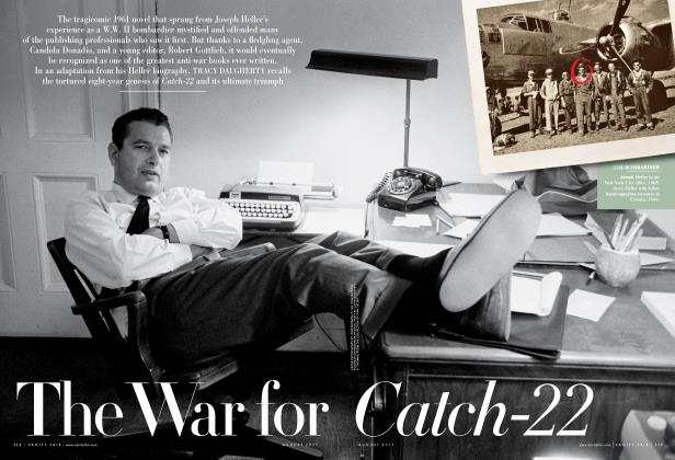 Article Preview: The War for Catch-22, August 2011 | Vanity Fair