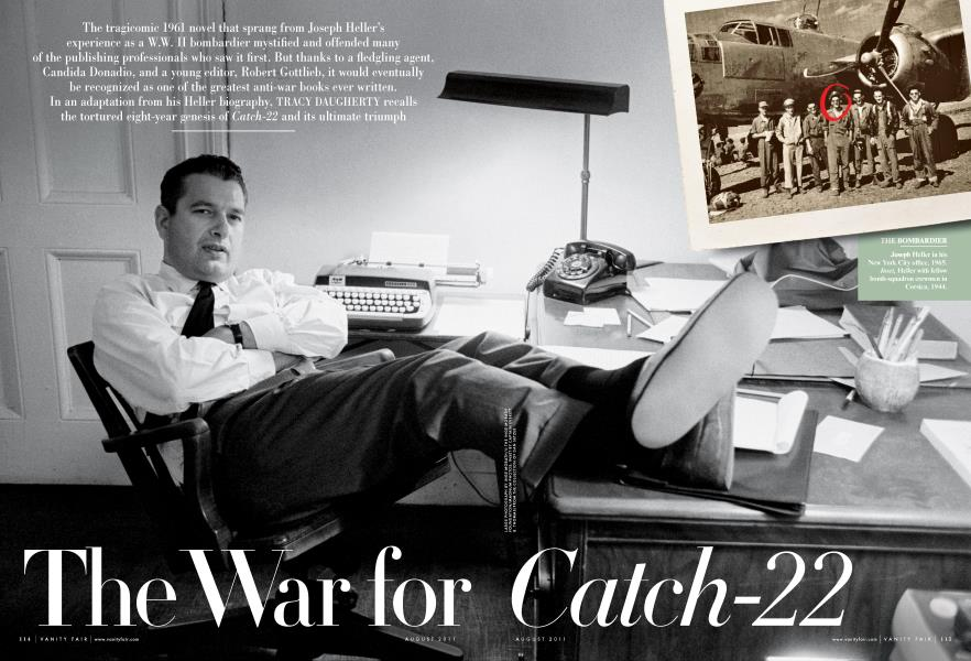 The War for Catch-22