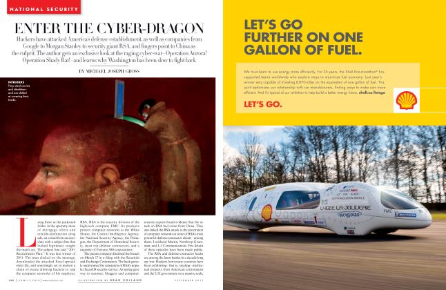 Article Preview: ENTER THE CYBER-DRAGON, September 2011 | Vanity Fair