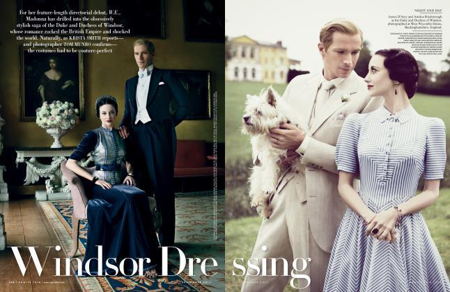 Article Preview: Windsor Dressing, September 2011 2011 | Vanity Fair