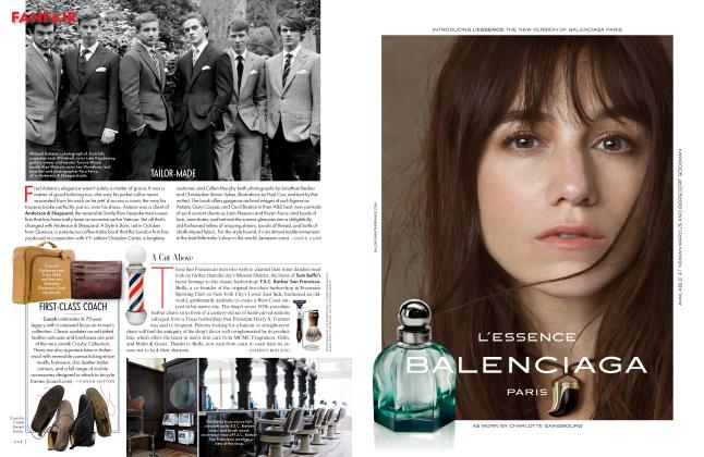 Article Preview: TAILOR-MADE, September 2011 2011   Vanity Fair
