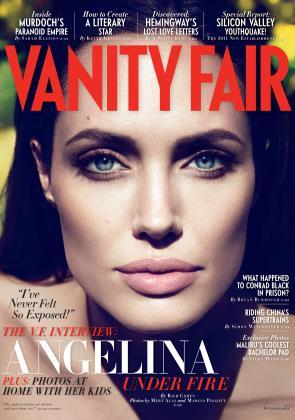 October 2011 | Vanity Fair