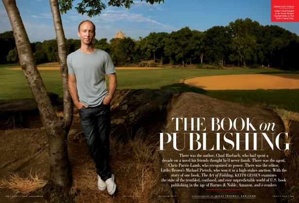 Article Preview: THE BOOK on PUBLISHING, October 2011 2011 | Vanity Fair