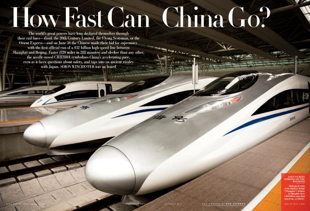 Article Preview: How Fast Can China Go?, October 2011 | Vanity Fair