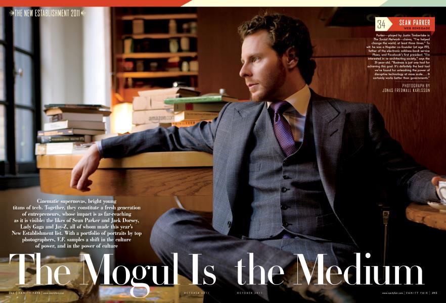 The Mogul Is the Medium