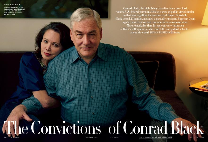 The Convictions of Conrad Black