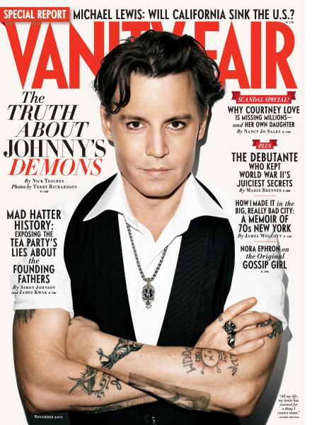 Issue: - November 2011 | Vanity Fair