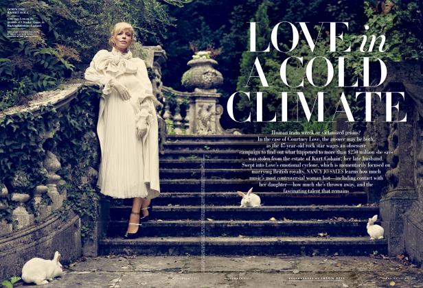 Article Preview: LOVE in A COLD CLIMATE, November 2011 | Vanity Fair