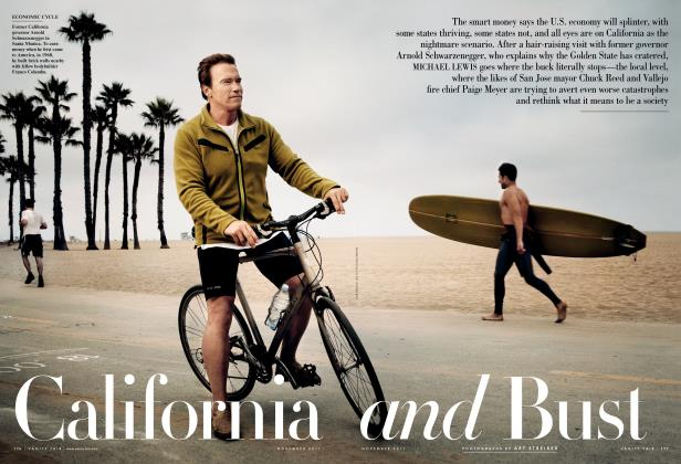 Article Preview: California and Bust, November 2011 | Vanity Fair