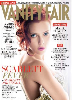 December 2011 | Vanity Fair