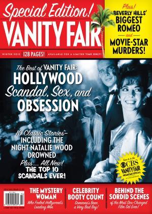 Winter 2012 | Vanity Fair