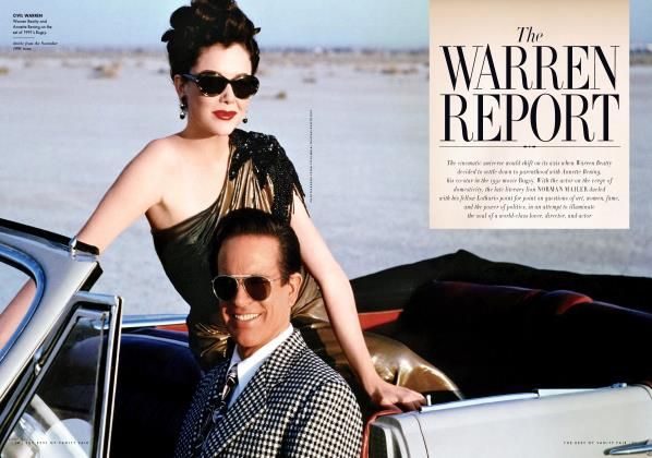 Article Preview: The WARREN REPORT, Winter 2012 2011 | Vanity Fair