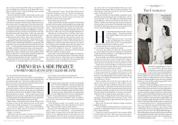 Article Preview: THE UNFORGIVEN, Winter 2012 2011   Vanity Fair