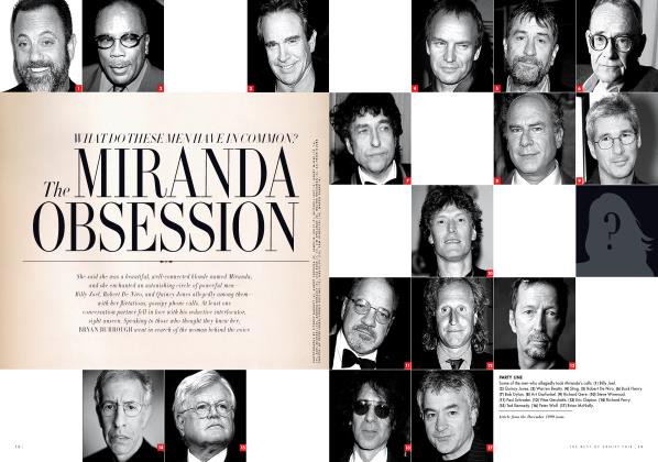 Article Preview: The MIRANDA OBSESSION, Winter 2012 2011   Vanity Fair