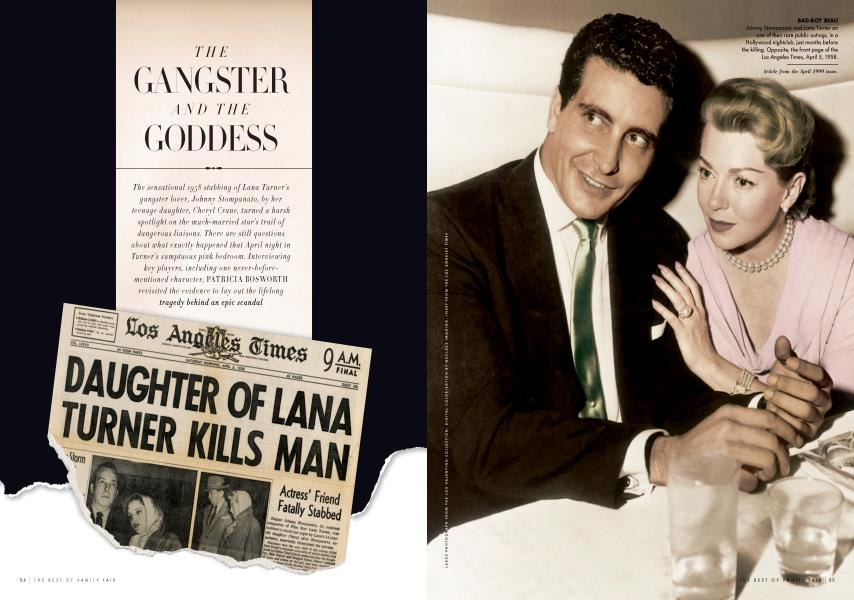 THE GANGSTER AND THE GODDESS