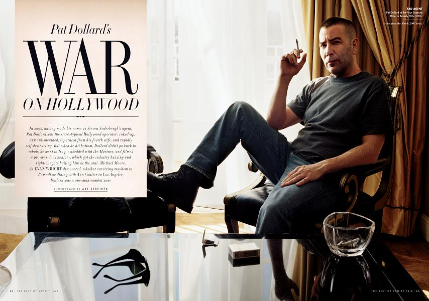 Pat Dollard's WAR ON HOLLYWOOD