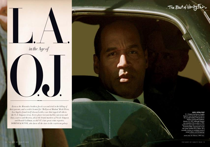L.A. in the Age of O. J.