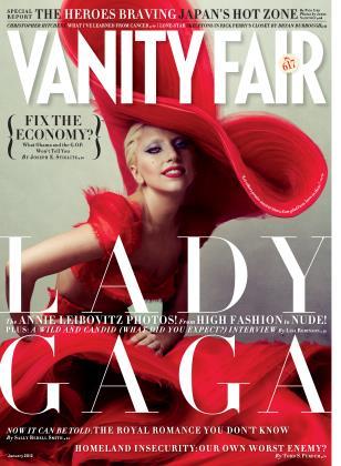January 2012 | Vanity Fair