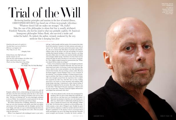 Article Preview: Trial of the Will, January 2012 2012 | Vanity Fair