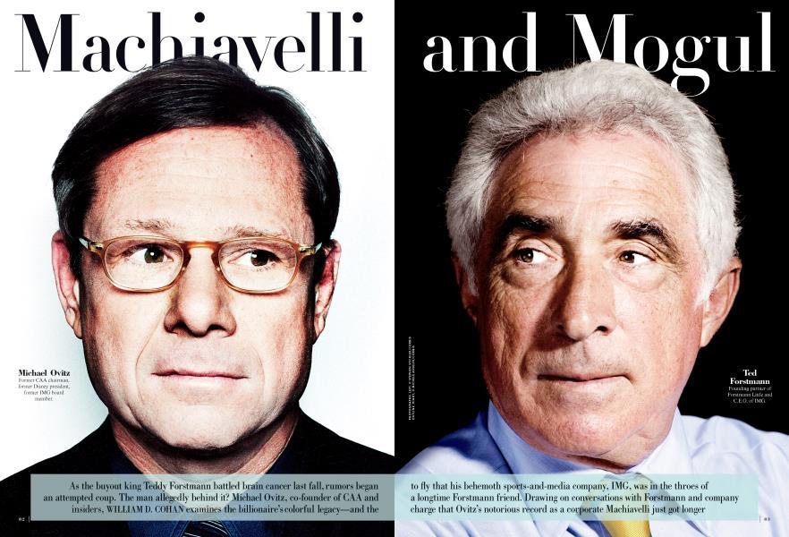 Machiavelli and Mogul