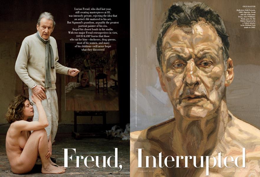 Freud, Interrupted