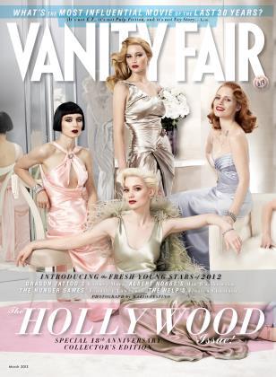 March 2012 | Vanity Fair