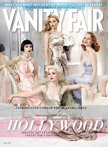 Issue: - March 2012 | Vanity Fair