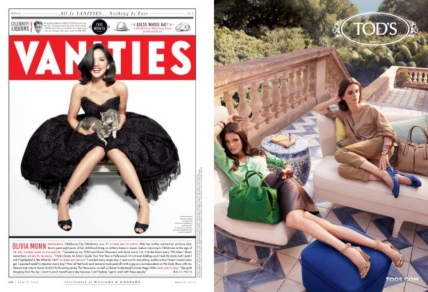 Article Preview: OLIVIA MUNN, March 2012 2012   Vanity Fair