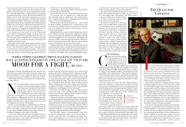 Article Preview: THE QUEST FOR NAPOLÉON, March 2012 2012 | Vanity Fair
