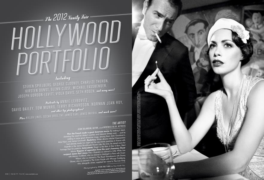The 2012 Vanity Fair HOLLYWOOD PORTFOLIO