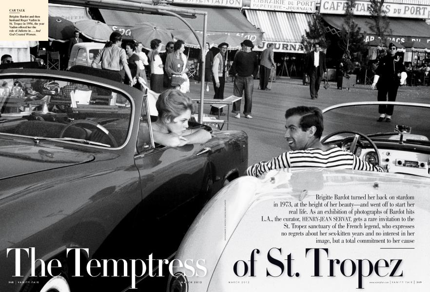 The Tempress of St. Tropez