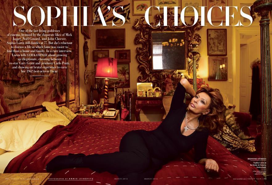 SOPHIA'S CHOICES
