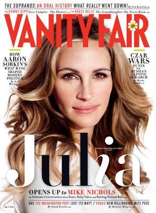 April 2012 | Vanity Fair