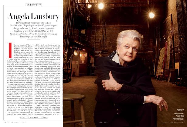 Article Preview: Angela Lansbury, April 2012 2012 | Vanity Fair