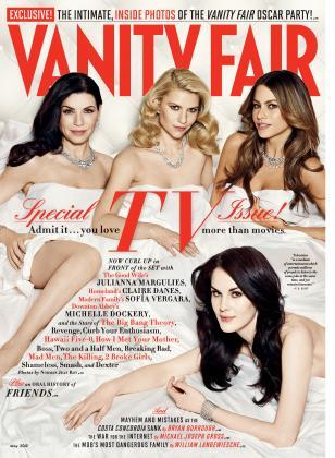 May 2012 | Vanity Fair