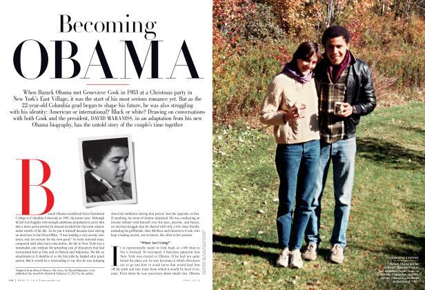 Article Preview: Becoming OBAMA, June 2012 | Vanity Fair