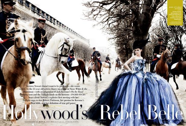 Hollywood's Rebel Belle