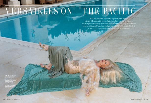 Article Preview: VERSAILLES ON THE PACIFIC April 2002, Special Edition 2012 | Vanity Fair