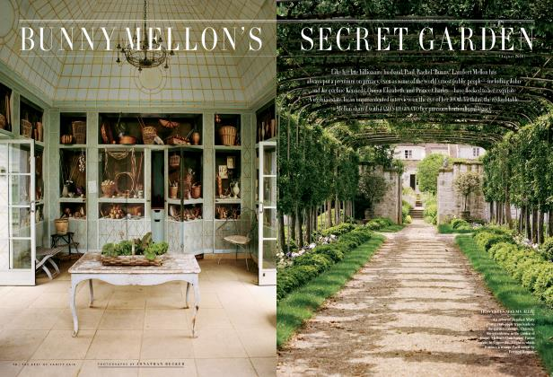Article Preview: BUNNY MELLON'S SECRET GARDEN August 2010, Special Edition 2012 | Vanity Fair