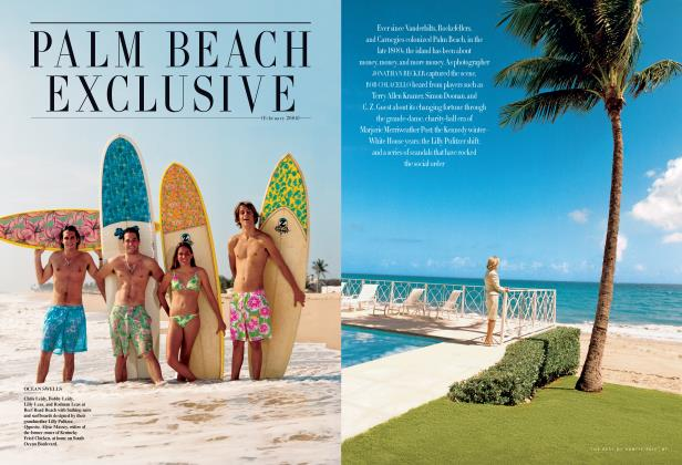 PALM BEACH EXCLUSIVE February 2004