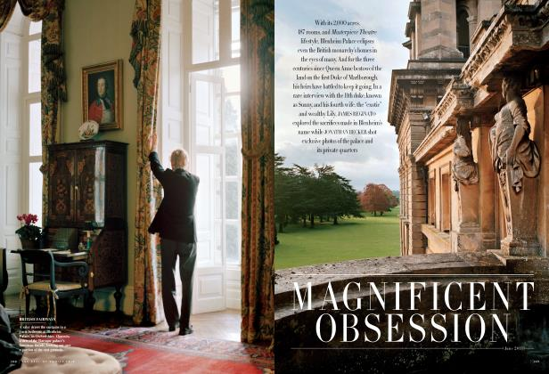 Article Preview: MAGNIFICENT OBSESSION June 2011, Special Edition 2012 | Vanity Fair