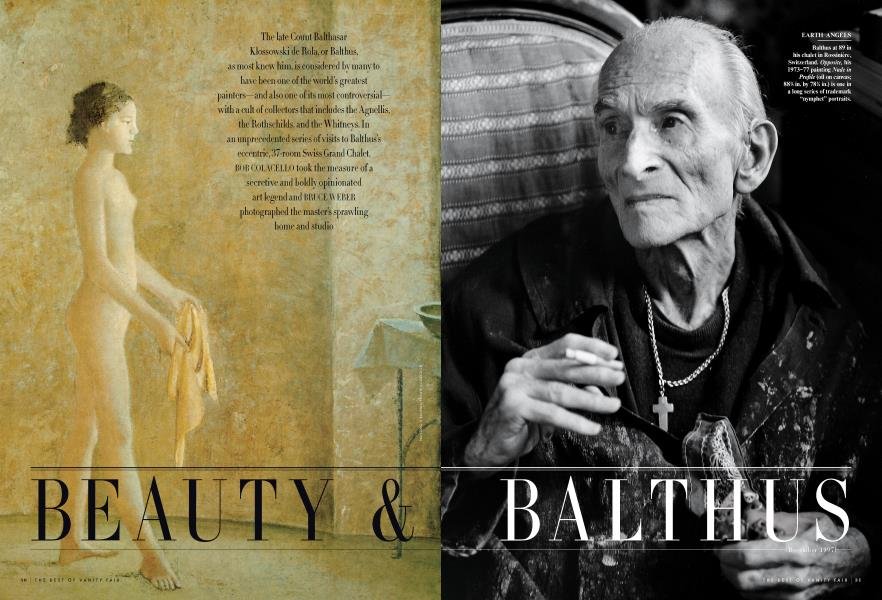 BEAUTY & BALTHUS December 1997
