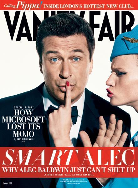 Issue: - August 2012   Vanity Fair
