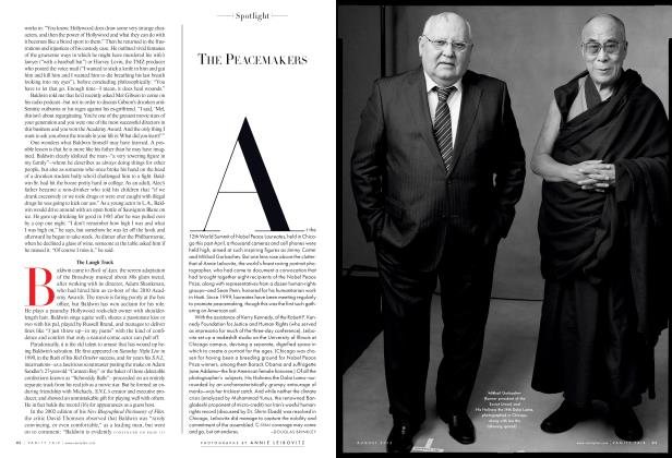 Article Preview: THE PEACEMAKERS, August 2012 2012 | Vanity Fair