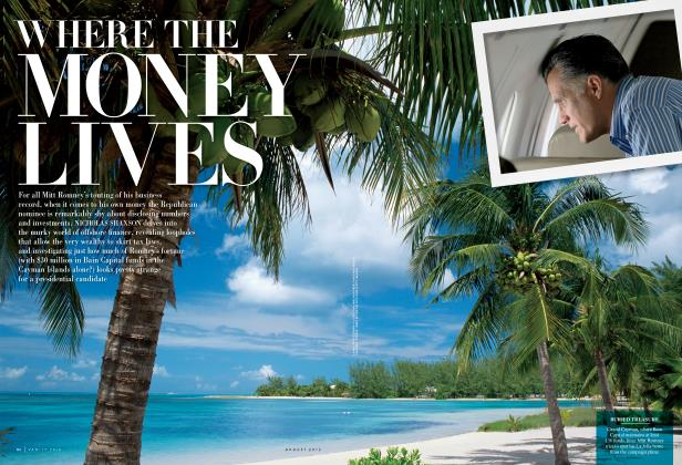 Article Preview: WHERE THE MONEY LIVES, August 2012 | Vanity Fair