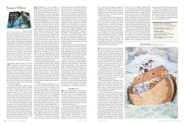 Article Preview: SKETCHBOOK, August 2012 2012 | Vanity Fair