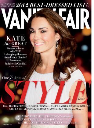 September 2012 | Vanity Fair
