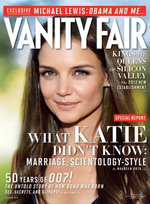 October 2012 | Vanity Fair